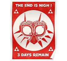 3 Days Remain Poster