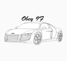 Obey 9F by justicious