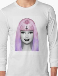 GRUNGE BARBIE Long Sleeve T-Shirt