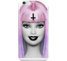 GRUNGE BARBIE IPHONE CASE iPhone Case/Skin