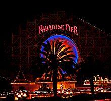 Paradise Pier by Malania