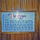 The Organ Dedicatory Prayer by BlueMoonRose