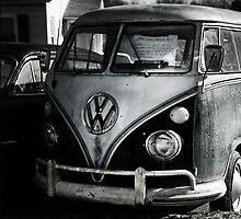 1965 VW Volkswagon Delux by DangRabbit