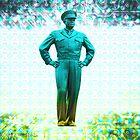 general, Eisenhower by sebmcnulty