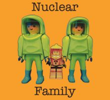 Nuclear family by Tim Constable