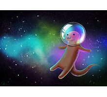 Otter Space Photographic Print