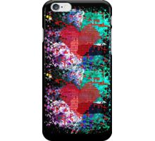 digital at its heart iPhone Case/Skin