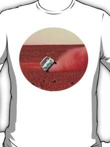 first wheelie on mars T-Shirt