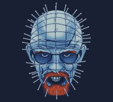 Breaking Bad Hellsenberg (Walter White / Pinhead Mashup) by TapedApe