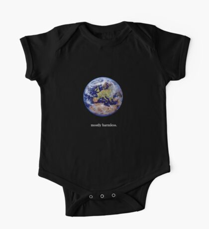 Earth: mostly harmless One Piece - Short Sleeve