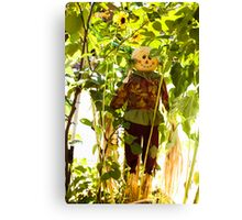 BOO! BET I SCARED YOU! Canvas Print