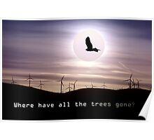 Strange Trees Poster