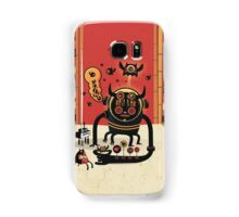 Insect catcher Samsung Galaxy Case/Skin
