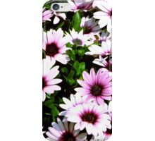 Purple stillness iPhone Case/Skin