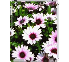 Purple stillness iPad Case/Skin
