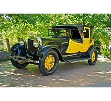 1927 Lincoln Coaching Brougham I Photographic Print