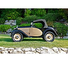 1931 American Austin 142 Hayes Roadster Photographic Print