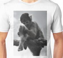 London Monkey Sock Unisex T-Shirt