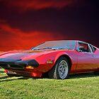 1973 De Tomaso Pantera by DaveKoontz