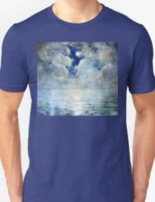 Moonlight Seascape Unisex T-Shirt