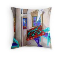 Physics Reloaded Throw Pillow