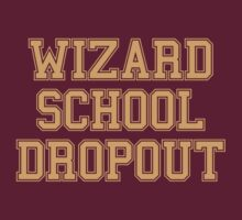 Wizard School Dropout by odysseyroc