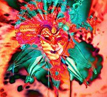 5035 Mardi Gras by AnkhaDesh