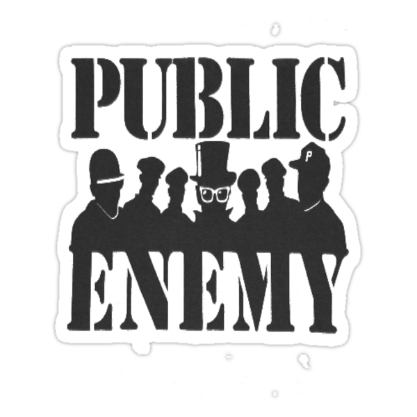 PUBLIC ENEMY by elmerfud