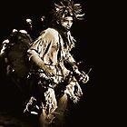 Wolf Dance by Darren Bailey LRPS