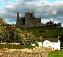 Rock of Cashel by Tipptoggy
