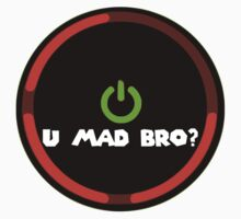Red Ring of Death - U Mad Bro? by ChrisButler