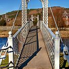 Priorsford Bridge by Christine Smith