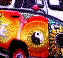 Love bus Sticker