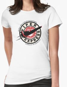 Viper Express Womens Fitted T-Shirt