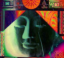 5718a Buddha by AnkhaDesh