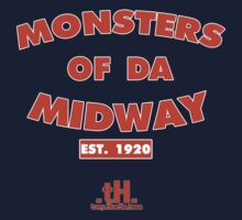 MIDWAY MONSTERS by tony.Hustle.tees ®