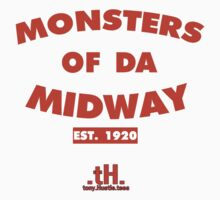 MIDWAY MONSTERS Kids Clothes