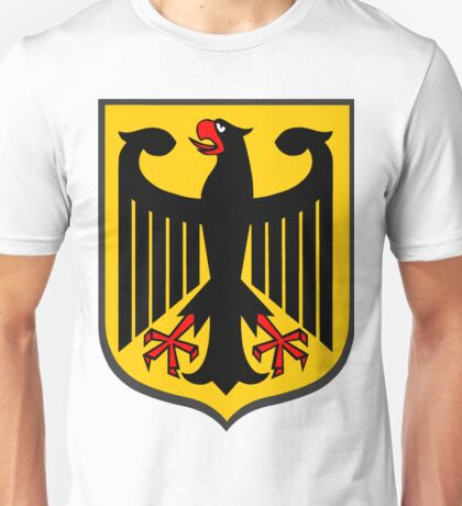 German Coat of Arms Unisex T-Shirt
