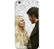 Captain Swan  iPhone Case/Skin