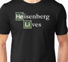 Heisenberg Lives Breaking Bad T-Shirt