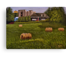 A Little Bit of Country Canvas Print