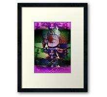 5728 Buddha Framed Print
