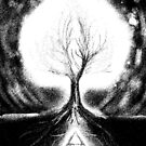 Triforce Roots by MyQ7