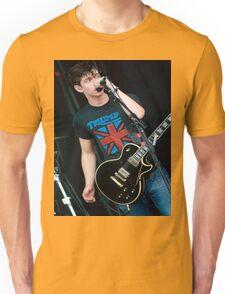 Arctic Monkeys Alex Turner Unisex T-Shirt