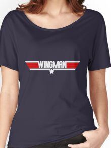WINGMAN Women's Relaxed Fit T-Shirt