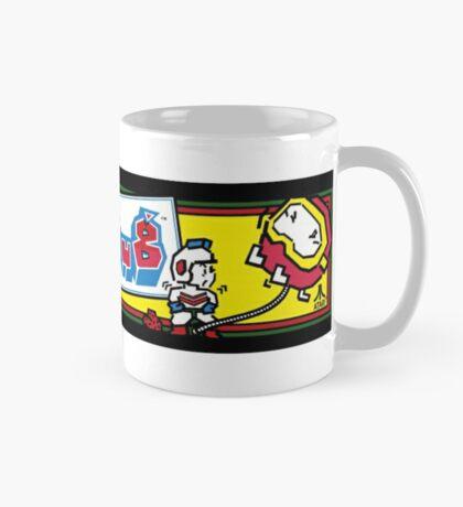 Dig Dug Arcade Mug