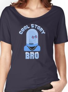 A Gotham Story, Bro Women's Relaxed Fit T-Shirt