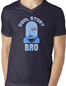 A Gotham Story, Bro Mens V-Neck T-Shirt