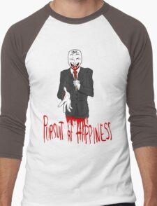 The Corporate Monster Men's Baseball ¾ T-Shirt