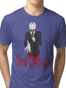 The Corporate Monster Tri-blend T-Shirt